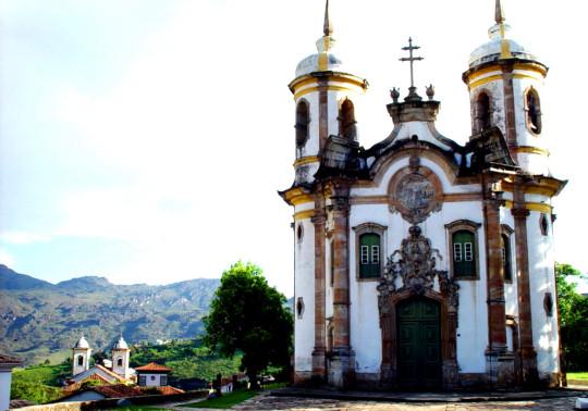 igreja-são-francisco-de-assis-ouro-preto