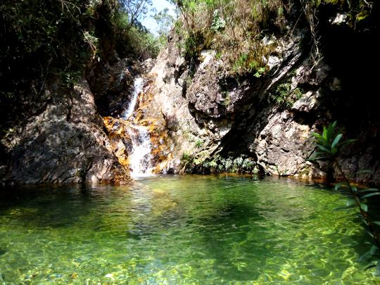 Wasserfälle-of-Affen