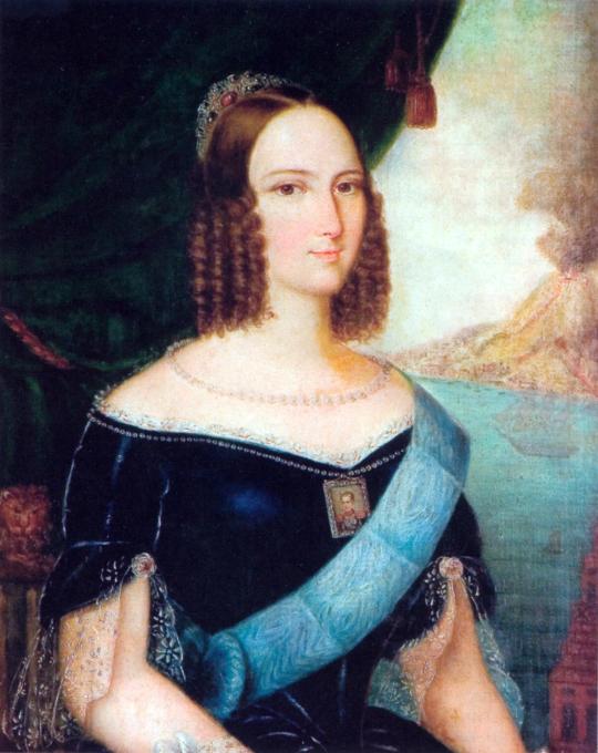 Imperatriz-Tereza-Cristina