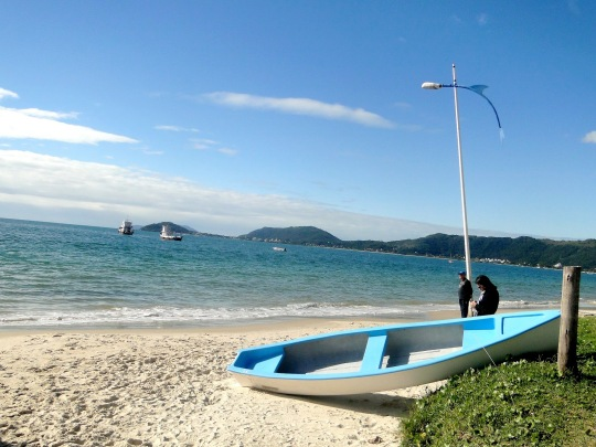 Praia Canasvieiras - Florianópolis | Loucos por Praia