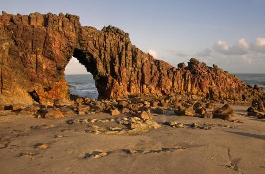 Pedra Furada - Parna de Jericoacoara (Wigold B. Schaffer)