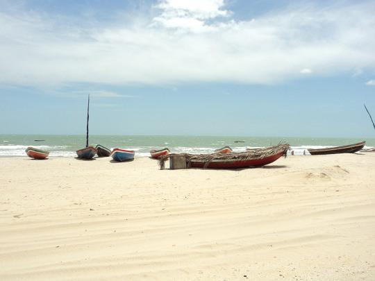 Praia do Preá - Jericoacoara - Ceará
