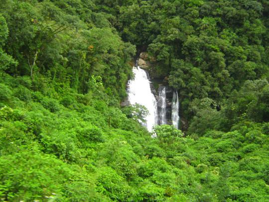 cascata velo-of-bride-Morretes