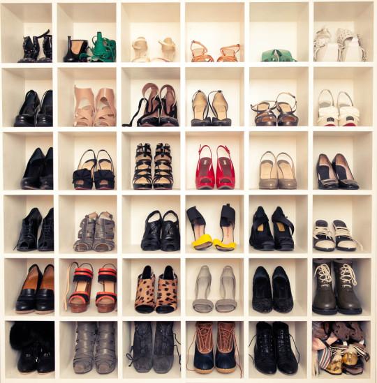 als-pack-Beutel-Schuh