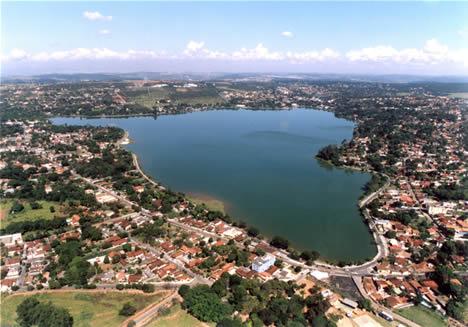 o-que-fazer-em-lagoa-santa-Lagoa Central