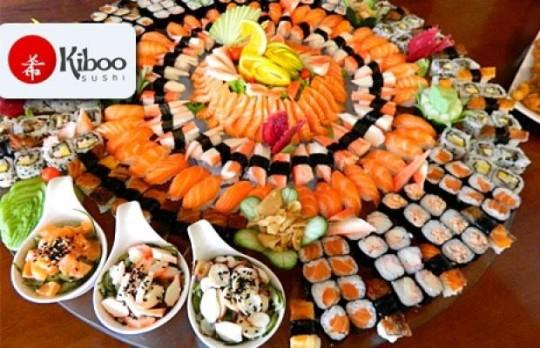 onde-comer-em-lagoa-santa-Kiboo Sushi