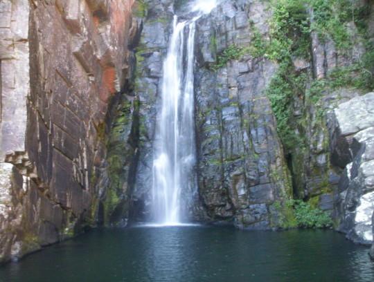 pontos turisticos da serra do cipo-serra-cipo-veu-noiva