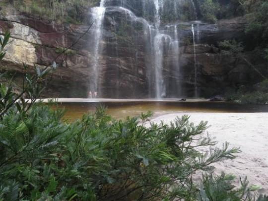 pontos-turisticos-de-serro-Cachoeira do Tempo Perdido